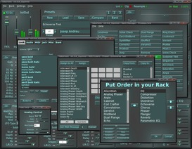 rakarrack screenshot